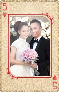 徐若瑄嫁新加坡富商